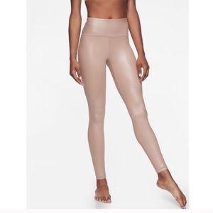 Athleta Elation Shimmer high waist tights